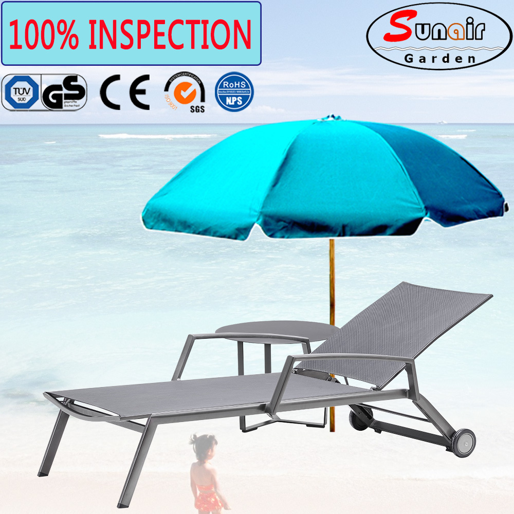 new generation insulation materials foldable rattan beach chair