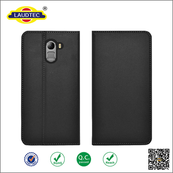 New magnetic leather case wallet stand cover for Lenovo K4 Note