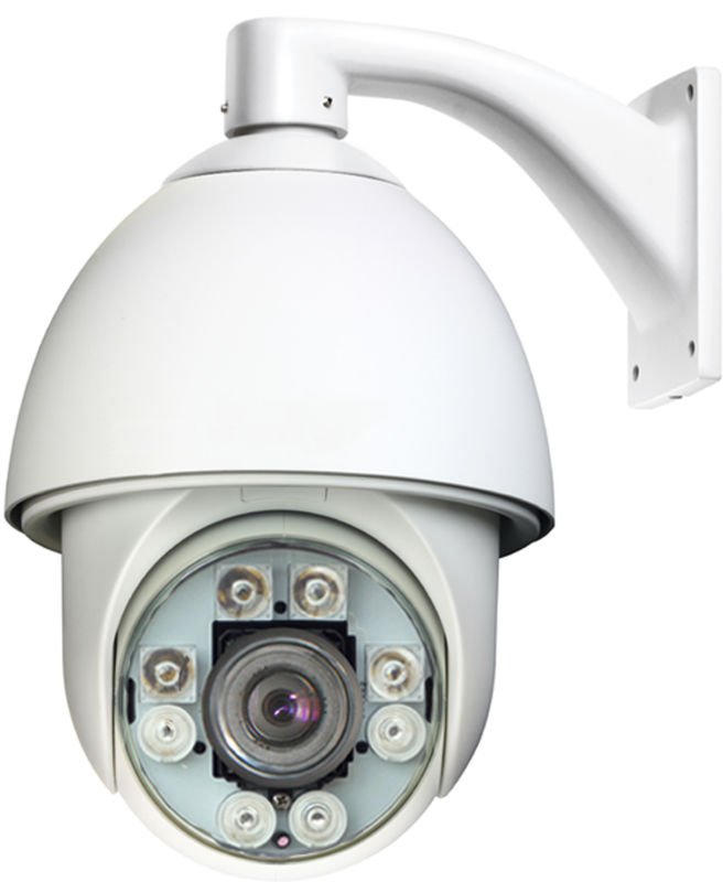 2014 Top 3!!! Auto-Tracking 30X High-Speed 150M IR high speed doome camera,with wall bracket