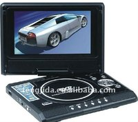 Portable Dvd Player,9.8 Inch,180 Degree Swivel,Support Analog TV/VCD/CD/MP3/MP4,Free Game CD Included...