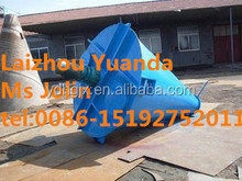 Double Helical Conical Mixer With Heating And Vacuum System