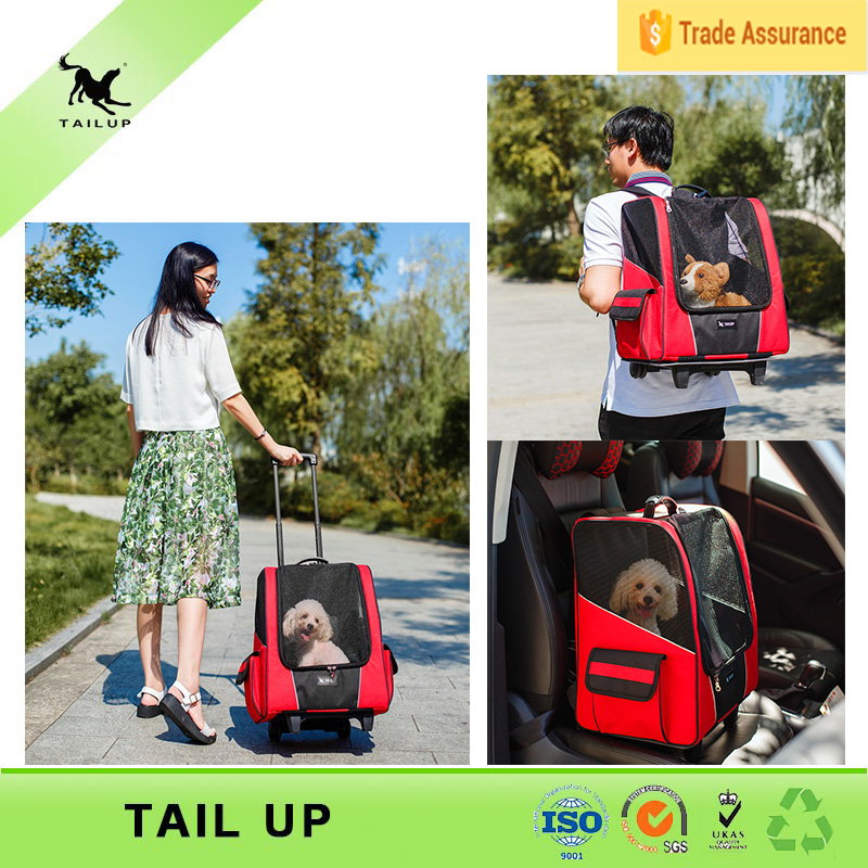 TAILUP Outdoor Transport Carrier Bag Dog Packaging Luggage Pet Box