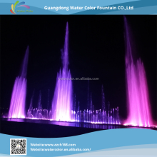 Trade management Sound and lights and musical controller for music water fountain show
