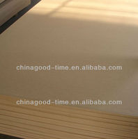 china hot sale E1/E2 grade 4x8' high quality plan mdf wood