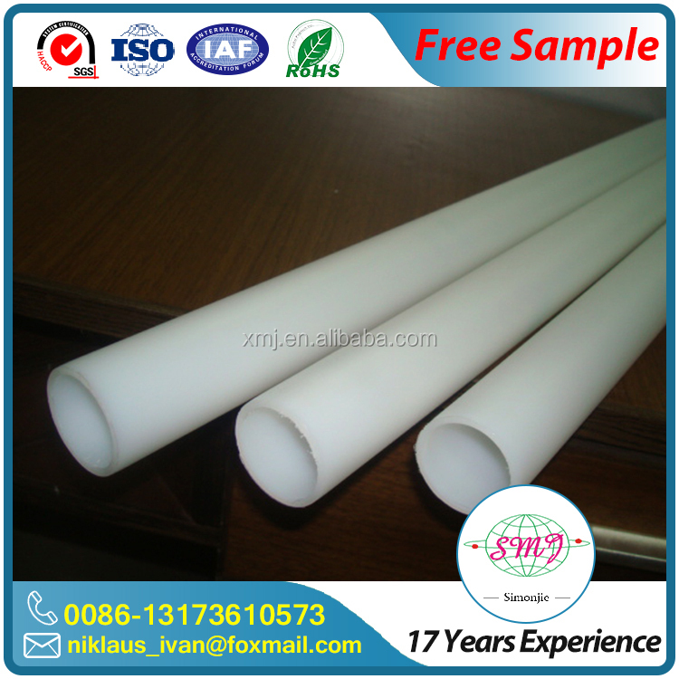 thickness0.5-8mm custom transparent extrusion plastic large diameter pvc pipe prices