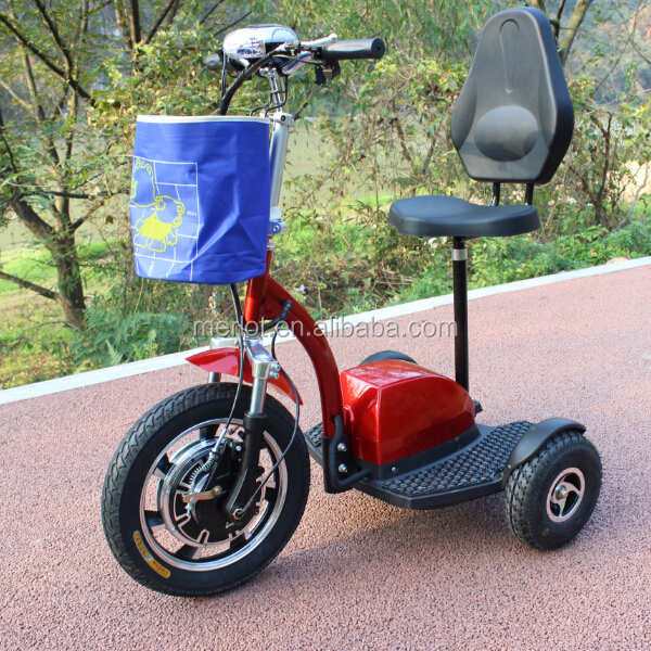 Green energy 500w golf electric 3 wheel trike with CE ML-301