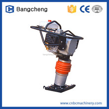 R100 gasoline engine robin vibratory tamping rammer with robin/honda engine