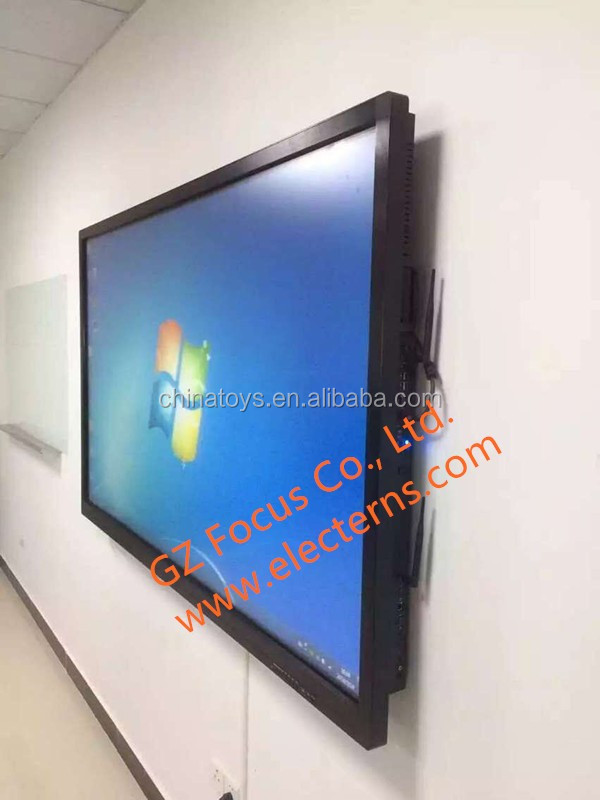 "55"" ,65"" or 85""Interactive all in one touch monitor for conference system and teaching."