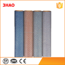 Different types decorative TPU soft glitter wrap film for gift