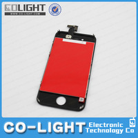 mobile phone lcd for iphone 4s, for iphone 4s lcd screen display, for display iphone 4s with fast delivery