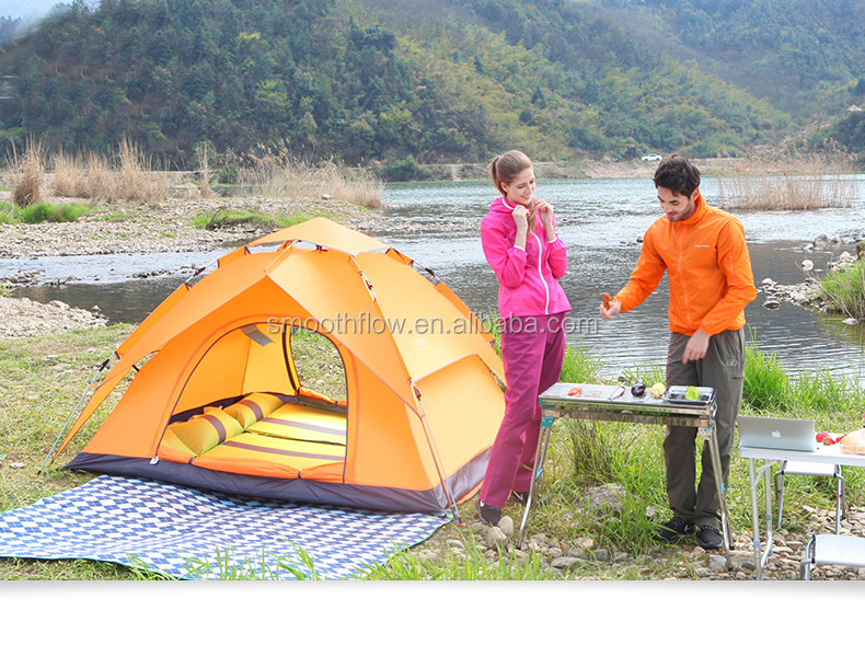 2 Person Small Ultra Light Waterproof Fireproof 3 Season Outdoor Custom camping tent