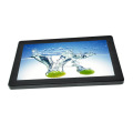 "10.1"" capacitive touchscreen open frame monitor"