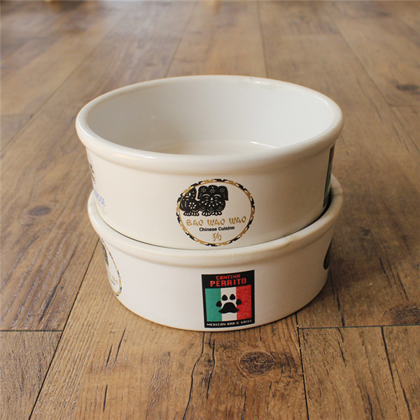 New Pet Products Factory Direct Ceramic Dog Bowls wholesale