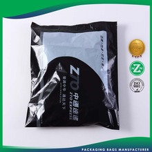 wholesale waterproof black poly plastic packaging mailing bags