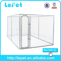 waterproof easy cleaning outdoor dog kennel