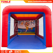 cheap inflatable Sport Cage, inflatable soccer cage, inflatable batting cage