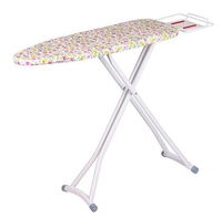 100% cotton cover ironing board with step ladder folding ironing board Iron board ironing table