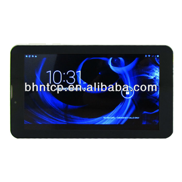 BHNKT88 Used Electronic second hand 7 inch 2G Mobile Phone Tablet