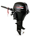 9.9hp water cooling outboard motor F9.9