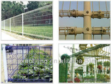 xucheng stainless steel double circle fence netting
