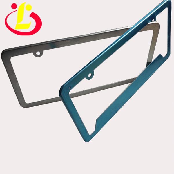 Customed Wholesale Armennia License Plate Frame