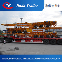 Newestcontainer chassis/container trailer/Semi trailer