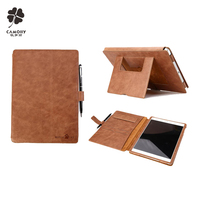 2016 classic leather tablet case for apple ipad mini tablet leather cover case accessories china supplier