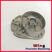 customized die casting tvs apache motorcycle spare parts