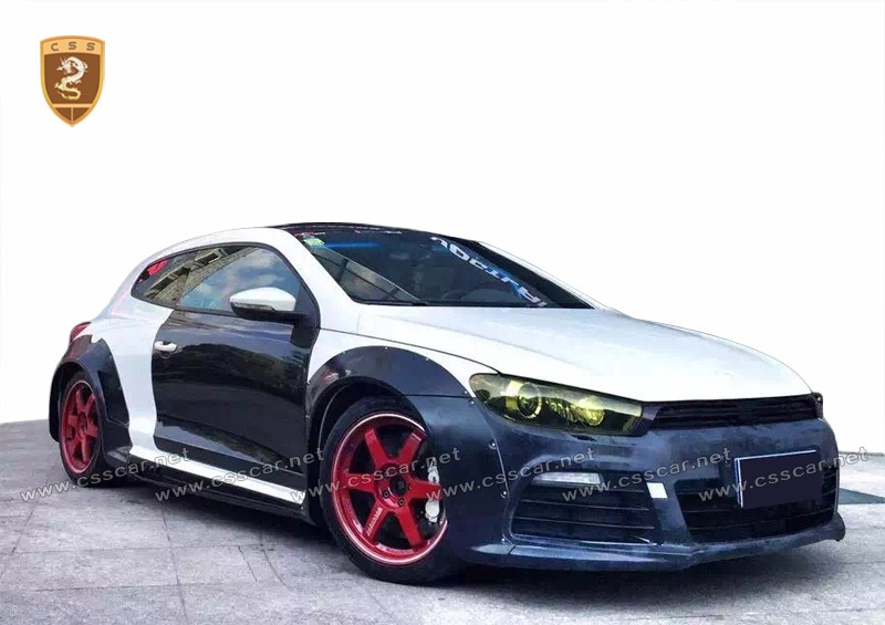 wide body kit high quality for vw scirocco body kit buy. Black Bedroom Furniture Sets. Home Design Ideas