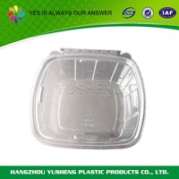 Disposable plastic container food packaging for pickle,food container