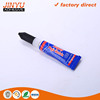 Instant dry highly adhesive cyanoacrylate adhesive for woodworking material