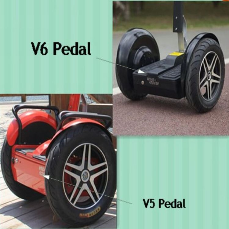 Wind Rover 72V Electric Sidecars bike spoke decorations