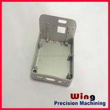 customized die casting aluminum tool case with handle