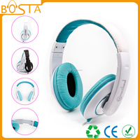 Popular stereo fancy good quality handsfree consumer electronics headphones