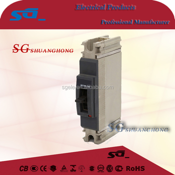 single phase MCCB Circuit Breaker