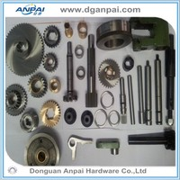 cnc machining lathe parts car parts