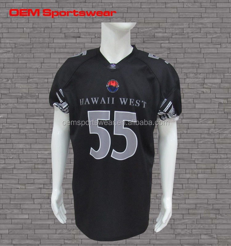 polyester printing australian football jersey