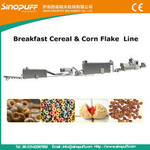 Kelloggs Corn Flakes Making Equipment Line/Artificial Rice Making Machine Line