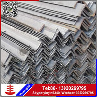 Prime Unequal Hot rolled steel corner iron steel angles