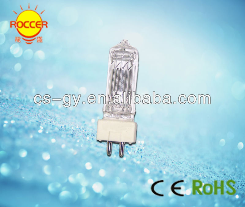 hot sale professional special halogen lamp M40 500W GY9.5