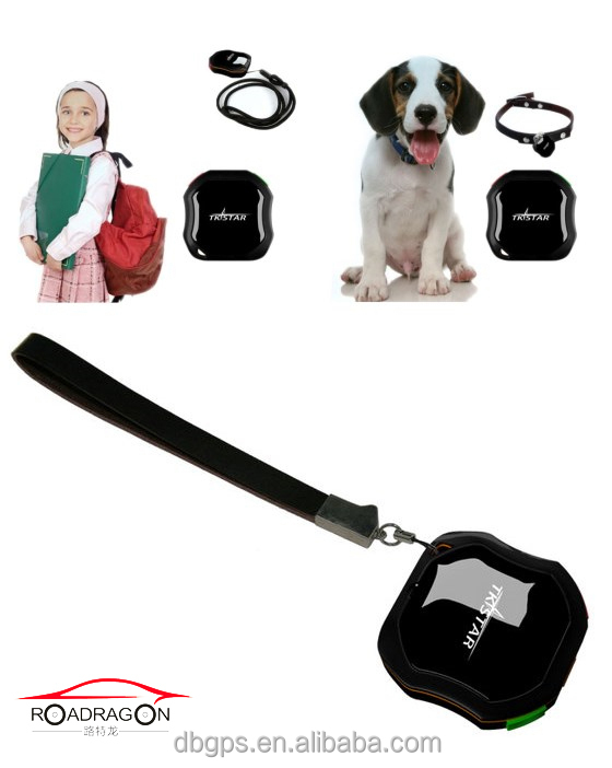 waterproof anywhere gps tracker for persons and pets TK801 with memory card and gps tracking system