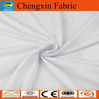 polyester jersey fabric for casual wear microfiber anti-uv