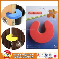 EN-71-3 certificate safety baby products unique cute eva foam plastic door security guard