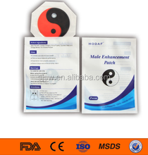 Safe effective original factory Herbal Male Enhancement Sex Patch for Man