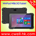 WinPad W86 8.0 Inch Anti-Scratched Screen 2GB RAM/32GB IP67 Waterproof 3G WIFI GPS NFC Rugged Tablet PC