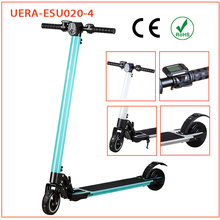 China cheap price light weight 6 inch 250W motor folding electric scooter for adult