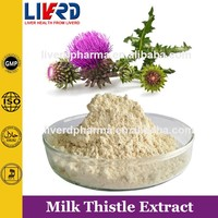 Cosmetics Use Plant Extract Blessed Silybum Marianum
