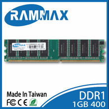 Rammax wholesale price ddr ddr1 400MHz 1gb desktop PC memory module memoria ram