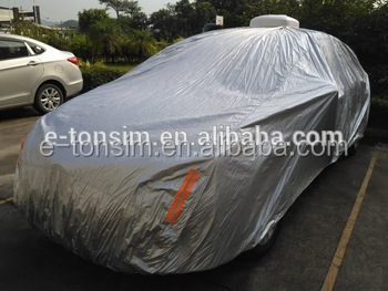 Customized Sizes Portable Car Umbrella Solar Powered Automatic Smart Car Cover