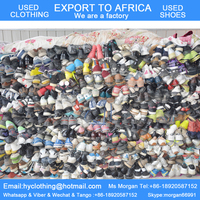 truely facotry supply cheap secondhand shoes wholesale export to Africa